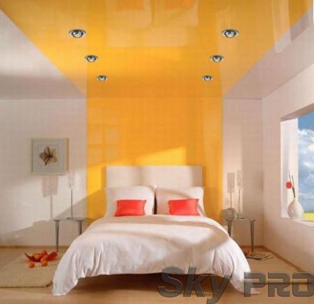 Спайка полотен натяжного потолка